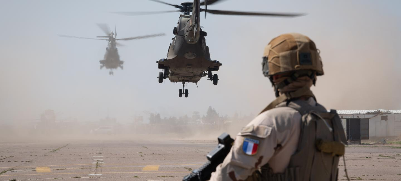 Les Missions De L Armee De Terre Sengager Fr